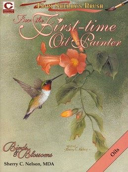 For the First Time Oil Painter - $9.95