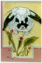 "#20.Lop-eared Rabbit, 9""x12"" - $4.00"