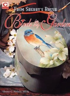 Birds in My Garden - $9.95