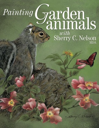 Painting Garden Animals - $24.95