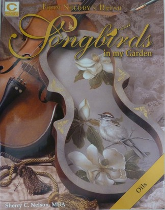 Songbirds in My Garden - $9.95