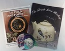 2 Books on CD/ Of Field & Forest & The Brush Goes Birding $15.00