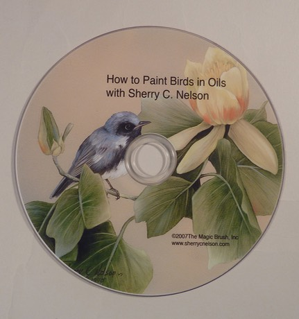 How to Paint Birds in Oils - $19.95
