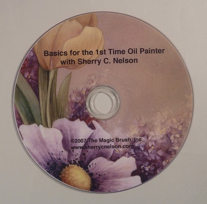 Basics for the 1st Time Oil Painter - $19.95