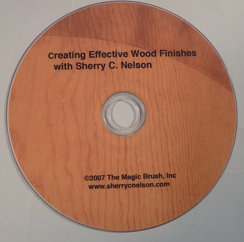 Creating Effective Wood Finishes - $19.95
