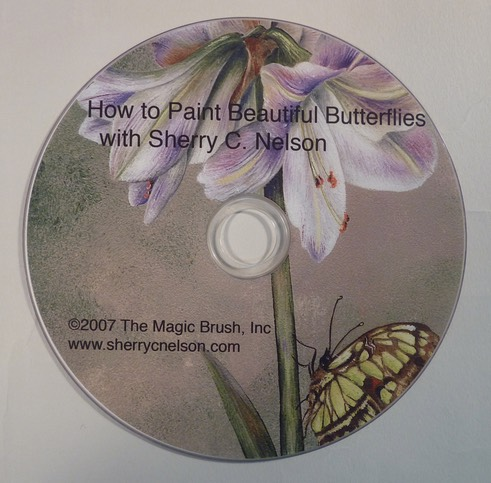 How to Paint Beautiful Butterflies - $19.95