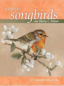 Painting Songbirds - $24.95