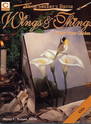 Wings & Things in My Water Garden - $9.95